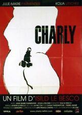 affiche du film CHARLY 120x160 cm