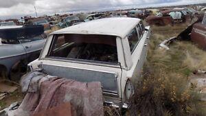 1968 Mercury Colony Park door handle 68  Mercury