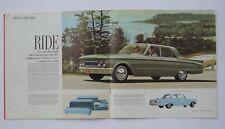 1962 Mercury Comet Full Line Brochure