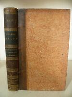 E.Lonchampt - Tavolo Décennale Del Notiziario Delle Lois - 1844 - Stampa Royal