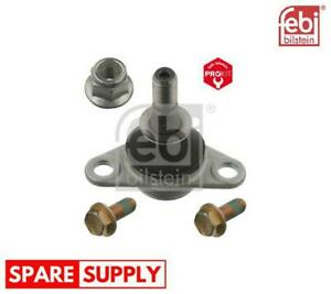 BALL JOINT FOR VOLVO FEBI BILSTEIN 36715 FITS FRONT AXLE LEFT/RIGHT