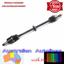 1 RHS side Ford Laser KA KB KC KE A/M New CV Joint Drive Shaft 03/81-03/90