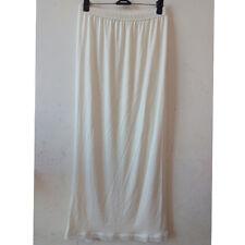 """Hot Women Waist Slip Lady Black White Underskirt Petticoat Half Slips 23-39"""""""
