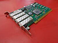NapaTech GbE-XL2-4 Quad Port Server Fibre PCI-X Adapter P/N 60275-03