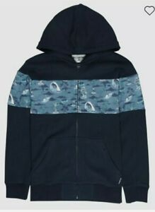 Billabong Boys Tribong Boys Balance Hoodie RRP - £50 - 16 Year Old