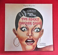The Rocky Horror Show (Original Roxy Cast)  ** Vinyl Gatefold ODE-9009 UK OIS **