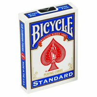 Bicycle Standard Index Playing Cards - 1 SEALED DECK (Blue) - New