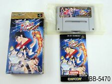 Complete Final Fight Tough Super Famicom Japanese Import CIB SFC US Seller B