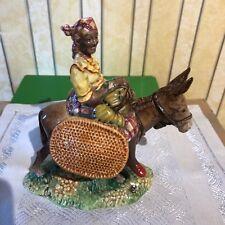 BESWICK HORSE DONKEY SUSIE JAMAICA MODEL No. 1347 GLOSS NOT PERFECT TO RESTORE