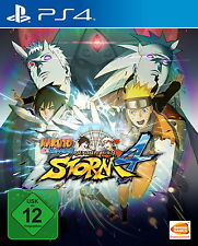 Naruto Shippuden: Ultimate Ninja Storm 4 ,Sony PlayStation 4