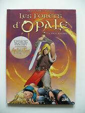 EO 2007 (très bel état) - Les forêts d'Opale 5 (onze racines) Pellet & Arleston