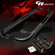 """BLACK 3"""" SIDE STEP NERF BAR RUNNING BOARD FOR 03-08 NISSAN MURANO Z50 FWD/AWD"""