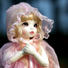 1/12 Cute Girl BJD SD Ante Free Eyes + Free Face Up Toys Gift Resin Figure Gifts