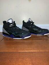 Air Jordan Son of Mars Low Black Grape, Size 10, Hardly Worn
