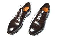 NEW LEMARGO Dress Leather Shoes  Size Eu 42.5 Uk 8.5 Us 9.5 (CodLM3)