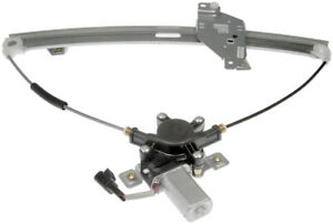 Power Window Motor and Regulator Assembly Front Left fits 00-05 Chevrolet Impala
