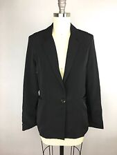 American Apparel black blazer XS women's