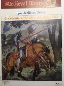 DEL PRADO #53 SPANISH GRAND MASTER OF THE ORDER OF SANTIAGO 1483 MOUNTED BOOKLET