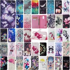 For LG Stylo 4 /Stylo 3 Plus /Stylo 2 Plus Wallet Flip Leather Phone Case Cover
