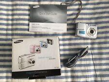 Cámara De Fotos Samsung S760 En Perfecto Estado