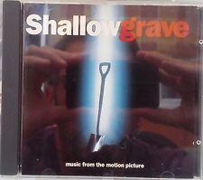 Original Motion Picture Soundtrack - Shallow Grave (CD 1995)
