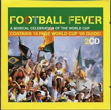 Football Fever - A Musical Celebration Of The World Cup 1998 - 2CD New & Sealed