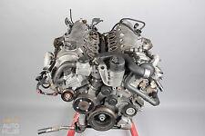 03-11 Mercedes R230 SL600 CL600 S600 Engine Motor Bi Turbo M275 5.5 V12 31K OEM