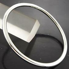 BANGLE CUFF BRACELET GENUINE REAL 18K WHITE G/F GOLD SOLID LADIES GOLF DESIGN