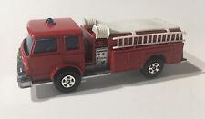 Matchbox Lesney Phantom #29 Fire Engine Pumper With Superfast Wheels.