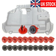 20pcs Engine Undertray Clips Bottom Cover Shhield Guard For Volvo S60 V70 XC70