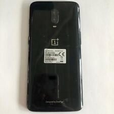 One 6T - 128GB-Espejo Plus Negro (Desbloqueado) (8GB Ram)