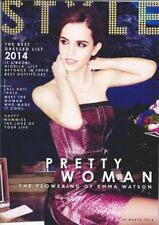 EMMA WATSON interview PRETTY WOMAN UKmag 2014 -1 DAY ISSUE harry potter
