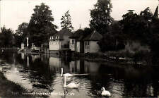 Ware. Summer Houses & River Lea # 3185 in Nene Series.