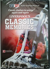DVD LIVERPOOL Football Club CLASSIC MEMORIES from FA Cup Finals 1974 86 88 01 06