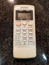 Sharp Remote Control Portable AC Air Conditioner CRMC-A663-JBEZ