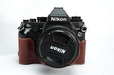 Nikon Df 16.2MP Digital SLR Camera - Black w/ 50mm 1.8G + Extras