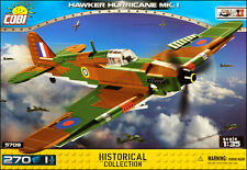 COBI Hawker Hurricane Mk. I (5709) - 270 elem. - WWII British aircraft fighter