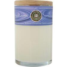 Zen Massage & Intention Soy Candle 12 oz Tumbler. A Meditative Blend Of Sandalwo
