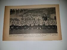 Syracuse Stars 1915 Baseball Team Picture Amby McConnell Pep Deininger