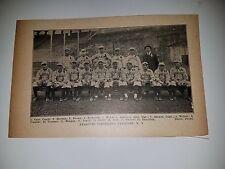 Syracuse Stars 1915 Baseball Team Picture Amby McConnell Pep Deininger