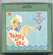 Dames At Sea - The New 30s Musical - 4 Track 7 1/2 IPS REEL TO REEL TAPE