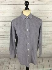 JAEGER Shirt - Size 16 - Check - Great Condition