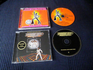 2 CDs MUSICAL Get The Saturday Night Fever KÖLN + Soundtrack OST Stayin Alive