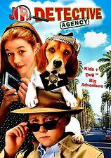 NEW DVD // Junior Detective Agency //Jacob Hays, Katherine McNamara, Luke Perry,