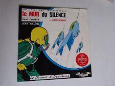 Le disque d' aventure  DAN COOPER : le mur du silence / 25 cm FESTIVAL FLD 179 S