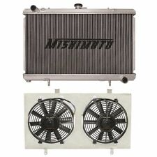 MISHIMOTO ALUMINUM RADIATOR + FAN SHROUD KIT FOR 89-94 NISSAN 240SX SR20DET S13