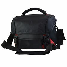 Camera Shoulder Bag Case For Nikon D3400 D3000 D3100 D3200 D3300 (Black)