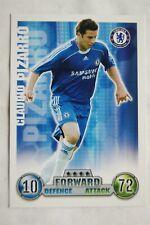 2007/08 Topps Match Attax Trading Card - Claudio Pizarro, Chelsea