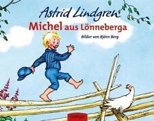Michel aus Lönneberga von Astrid Lindgren und Björn Berg (1973, Gebundene Ausgab