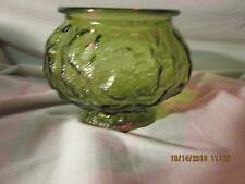 Green depression era, glass candy dish! Great condition! E.O. BRODY CO.U.S.A.!